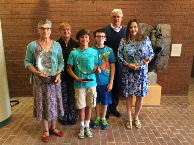 Food recycling awards