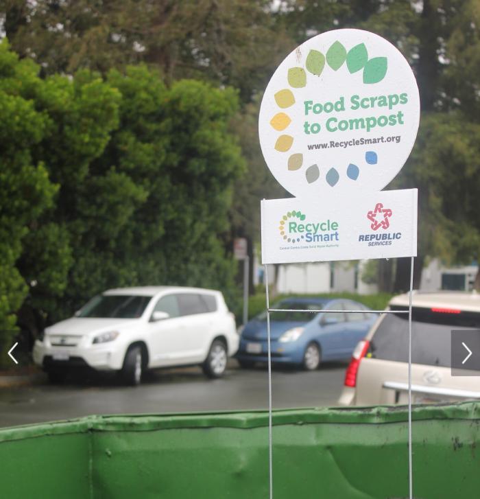 Food Scraps to Compost