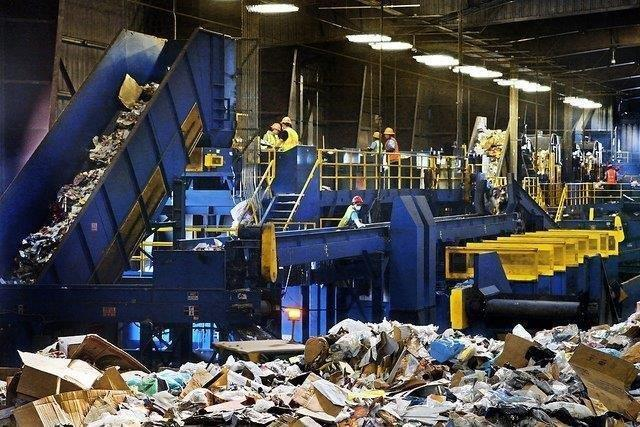Mt Diablo Recycling Facility image