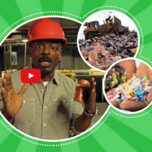 How Trash is Recycled - Reading Rainbow